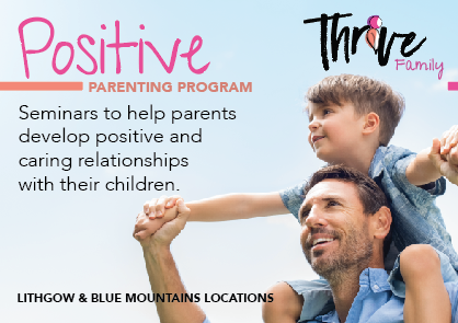Positive Parenting Program